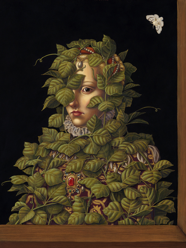 Madeline Von Foerster - Peintre dans Peinture invasivespecies2